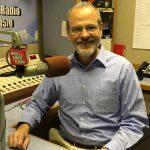 Radio host Gary Zimak