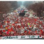 March for life cover