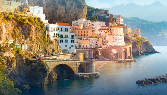 Amalfi Coast Tour, TravelItalyExpert.com
