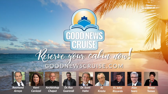 Good News Marriage Cruise speakers