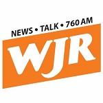 WJR News Talk 760am Logo