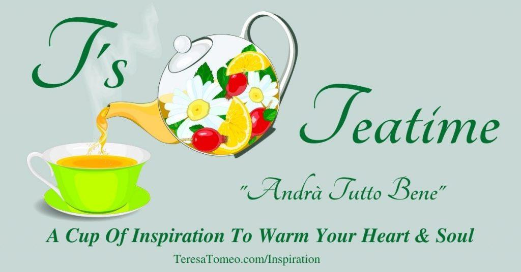 T's Teatime logo
