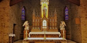 Altar of Our Lady of Good Help