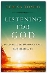 Listening for God cover