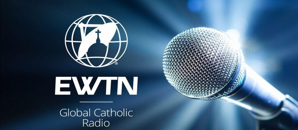 EWTN Radio Logo
