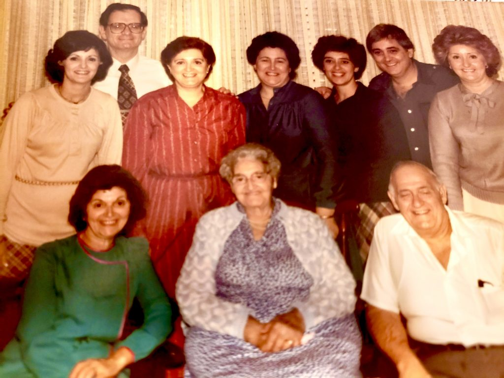 Teresa's Old Family Picture