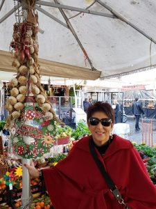 Teresa Tomeo in Italy for Christmas