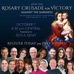 Rosary Crusade graphic